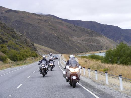 Paradise Motorcycle Tours NZ