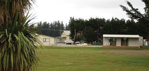 Grumpy's Geraldine Kiwi Holiday Park