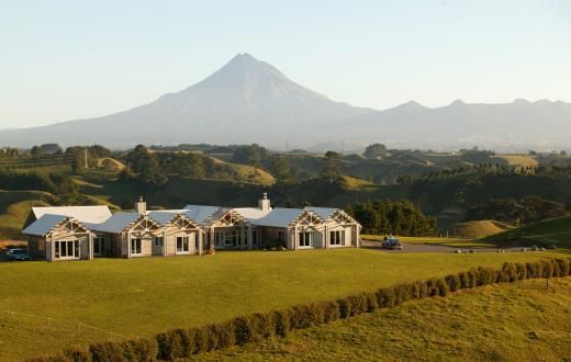 Taranaki Country Lodge