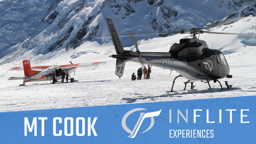 INFLITE Mt Cook - The Ultimate Alpine Experience