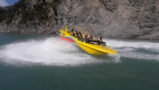 Alpine Jet Thrills - Canyon Safaris