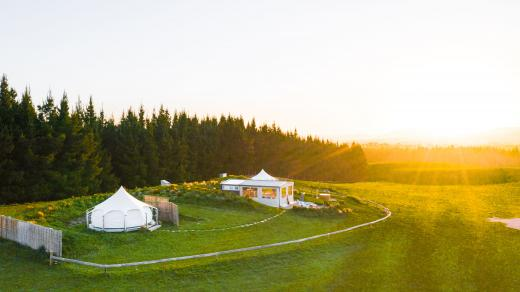 Canopy Camping Escapes - Tawanui Farm