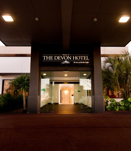 The Devon Hotel - A Heritage Hotel
