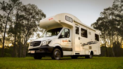 Apollo Motorhome Christchurch