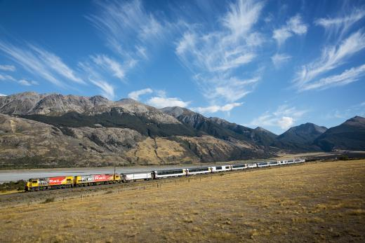 Addington Station | TranzAlpine