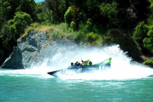 Energy Jet-Hurunui River Experiences