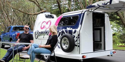 GO Rentals Campers - Christchurch Airport