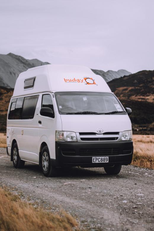 Budgy Campers Christchurch