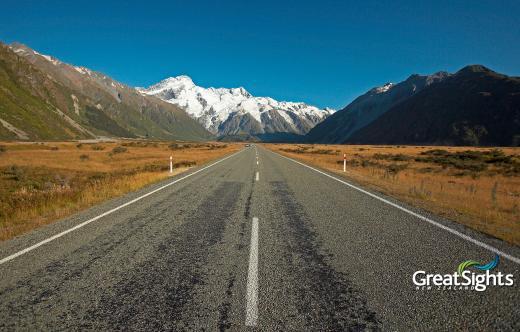 Mount Cook Day Tour - Ex Christchurch