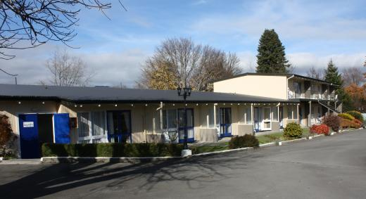 Spa Lodge Motel