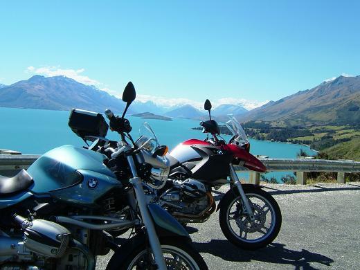 Christchurch Motorcycle Rental - New Zealand