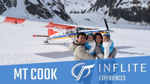 INFLITE Experiences Mt Cook - Overview