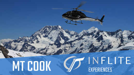 INFLITE Experiences Mt Cook - Scenic Tours