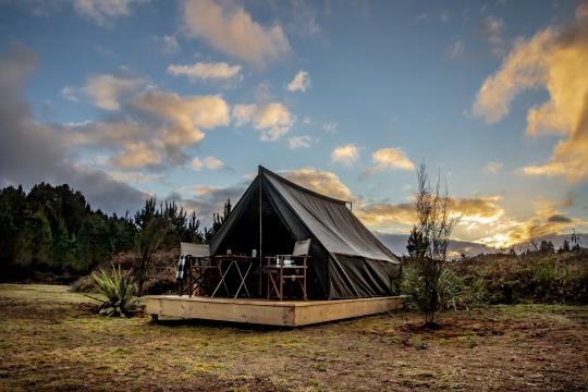 Camp Epic Accommodation