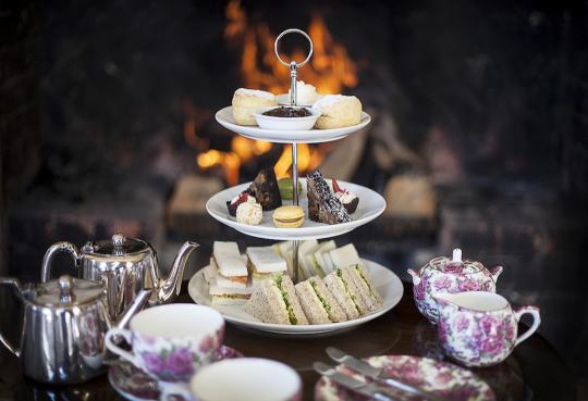 Experience Chateau High Tea