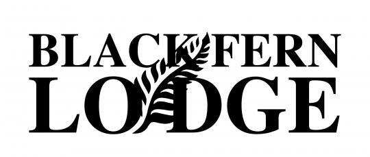 Logo: Blackfern Lodge