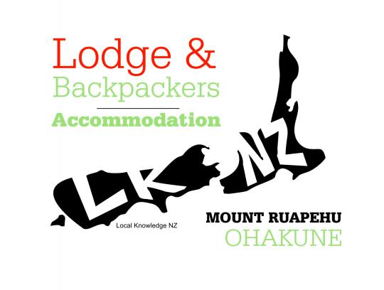 Logo: LKNZ LODGE & BACKPACKERS