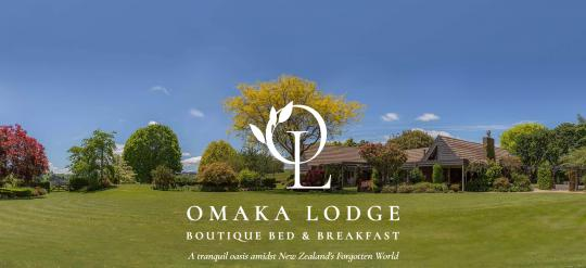Omaka Lodge, a tranquil oasis amidst new Zealand's Forgotten World.