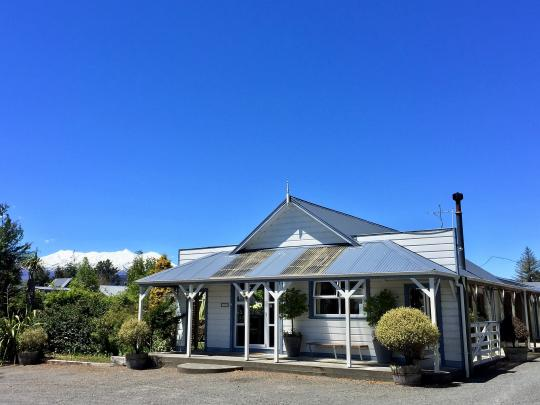 Tongariro Crossing Lodge offers boutique accommodation near Tongariro National Park.