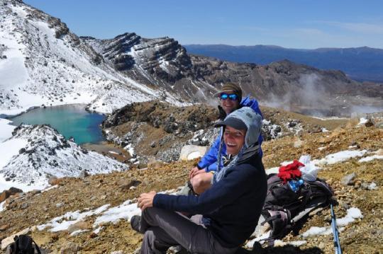 Experience the magic of the Tongariro National Park, a dual World Heritage Area