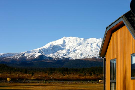 Discovery Chalet & Mt Ruapehu